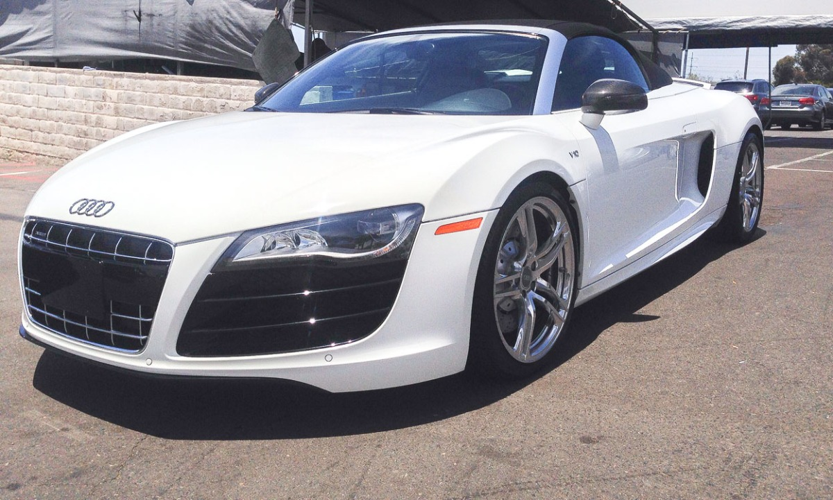 West Coast Auto Detail and Accessories r8 detail