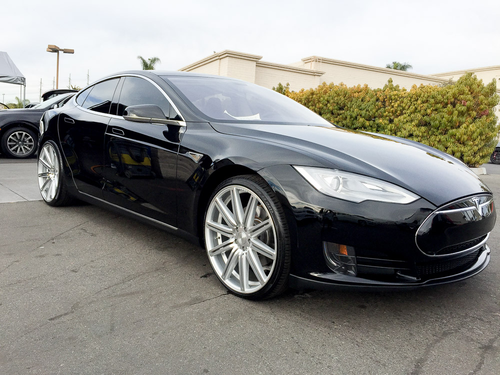 West Coast Auto Detail and Accessories tesla